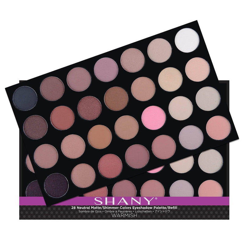 The Masterpiece 7 Layers Makeup Set - REMIX - SHANY