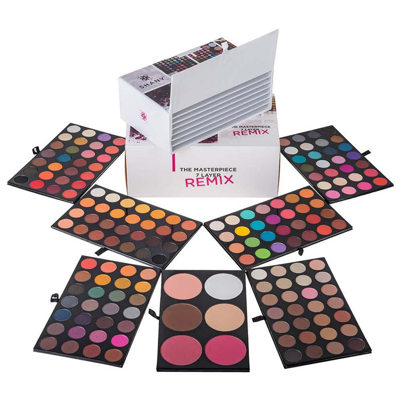 "The Masterpiece 7 Layers All - in - One Makeup Set - ""REMIX"" - SHANY"