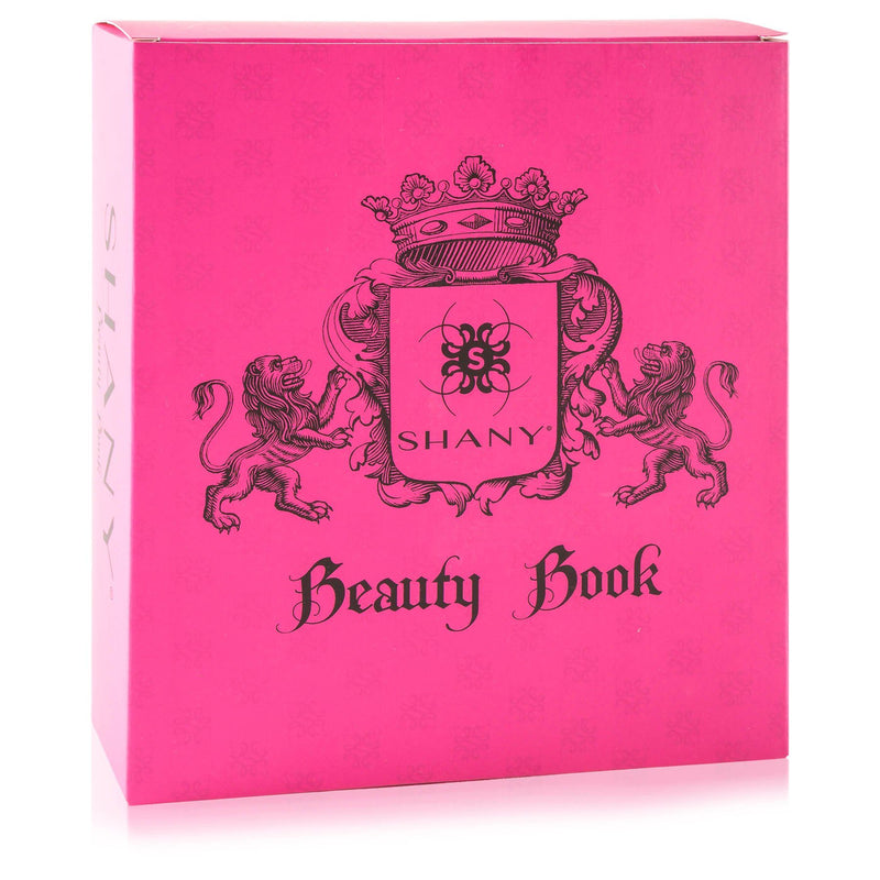"SHANY Beauty Book – All-in-One Makeup Palette with Tools- Eyes, Lips, and Face -  - ITEM# SH-BEAUTYBOOK-B - <br><span style=""font-family: helveticaneuelt std,sans-serif;"">Never judge a book by its cover, you'll never know what's inside. Inside The SHANY Beauty Book takes you on a bold and bright journey to looks you h"