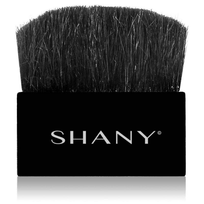 SHANY Portable Brush Set - 3 Brushes -  - ITEM# SH-BR007X3 - makeup contour brush set Holiday gift for her mom,it cosmetics brushes BH brush set BS-MALL Makeup,morphe brush set Makeup Brushes Premium Synthetic,cosmetics brush set applicator makeup brush sets,makeup brush set with case Zoreya brush bag makeup - UPC# 616450438791
