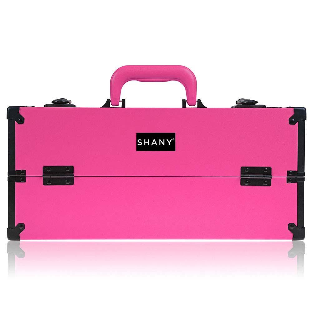 Modern Cosmetics Train Case Makeup Organizer