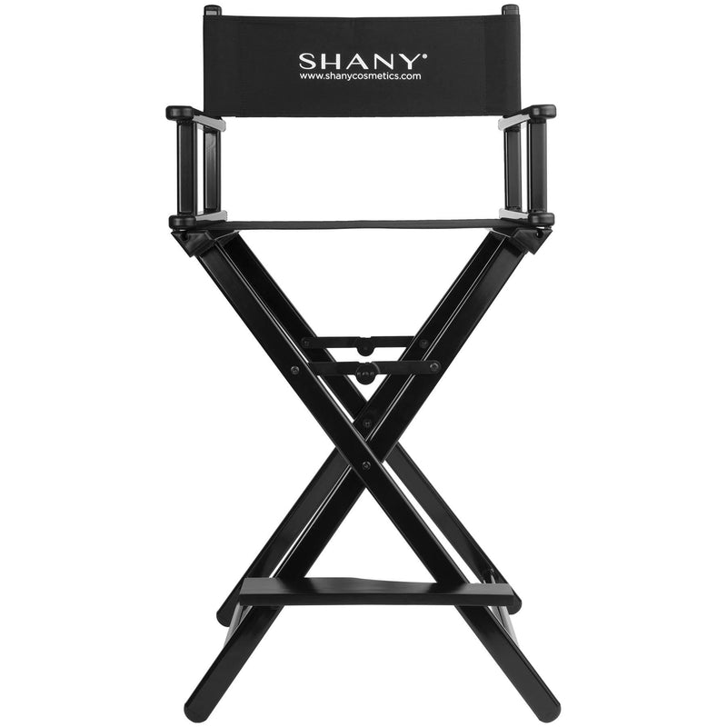 SHANY Studio Director Chair - Solid Aluminum Barst -  - ITEM# SH-CC0021 - Director chair makeup chair makeup station stool,makeup stool cosmetics chair bar stool mirror set,Makeup artist chair with mirror skin care tools,beauty salon accessories makeup vanity chair shany,cosmetics vanity chair mehron studio chair make-up - UPC# 030955521909