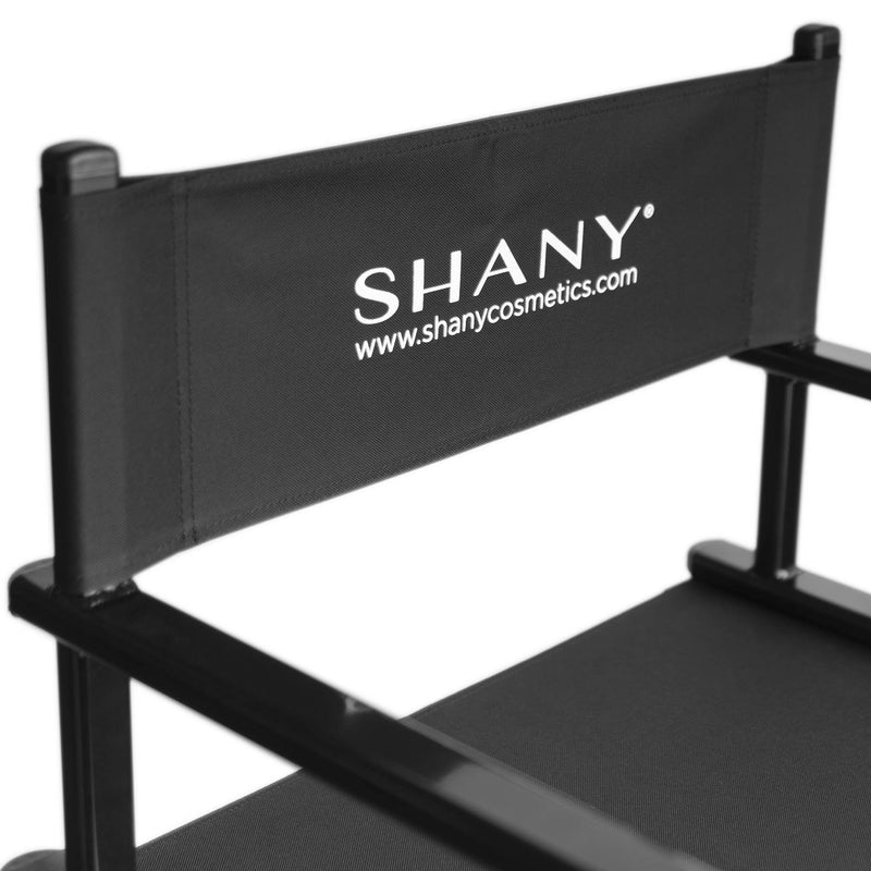 SHANY Studio Director Chair - Solid Aluminum Barst -  - ITEM# SH-CC0021 - Best seller in cosmetics MAKEUP CHAIR category
