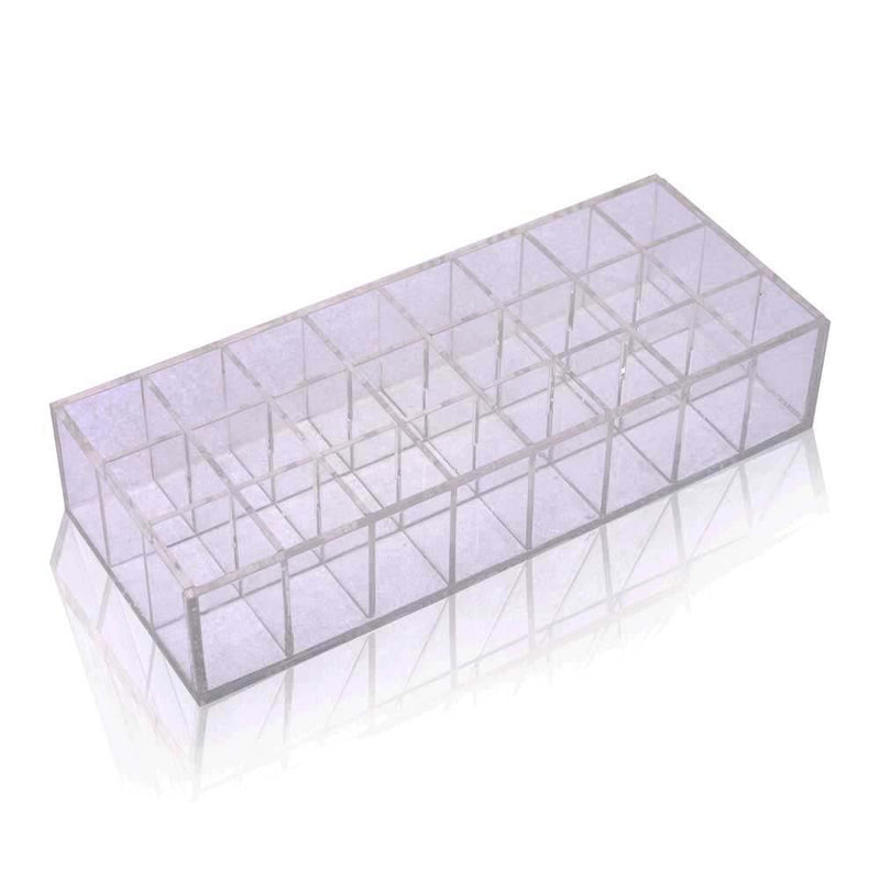 SHANY Acrylic Display & Storage Holder -  - ITEM# SH-DISH01 - Best seller in cosmetics CONTAINERS category