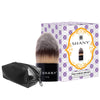 SHANY Tapered Kabuki Foundation Brush - TAPERED - ITEM# SH-F13 - Kabuki brushes started as the staple for Kabuki (classical Japanese theater) actors to emphasize their characteristics and identity. Fast forward 400 years and kabuki brushes are a staple for beauty enthusiasts around the world! The SHANY Tapered Kabuki