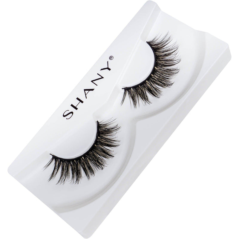 SHANY Faux Mink Eyelashes - FIERCE FIGHTER