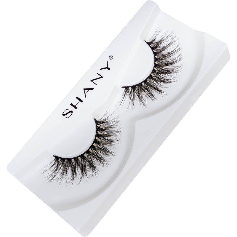 SHANY Classic Faux Mink Eyelashes - UNAPOLOGETIC