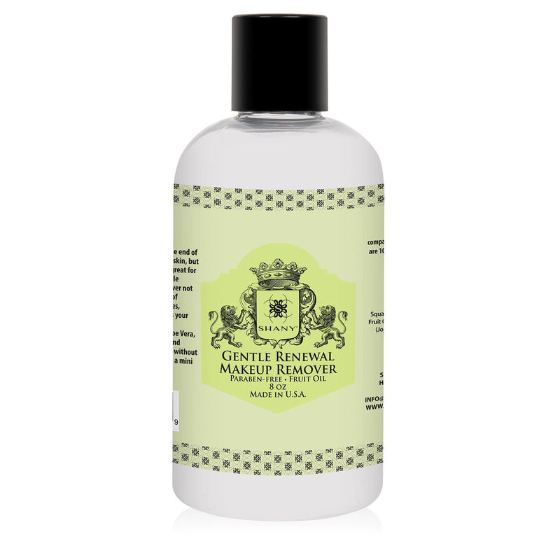 SHANY Gentle Renewal Makeup Remover - 8oz - SHOP 8 OZ - MAKEUP REMOVER - ITEM# SH-MR08