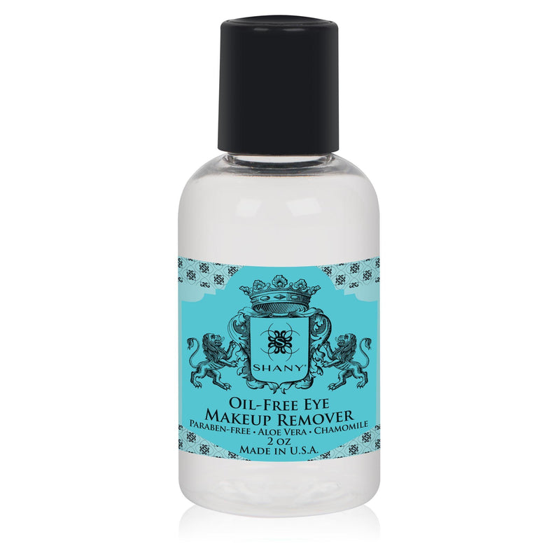 SHANY Indelible Oil-Free Eye Makeup Remover - 2oz - SHOP 2 OZ - MAKEUP REMOVER - ITEM# SH-OMR02