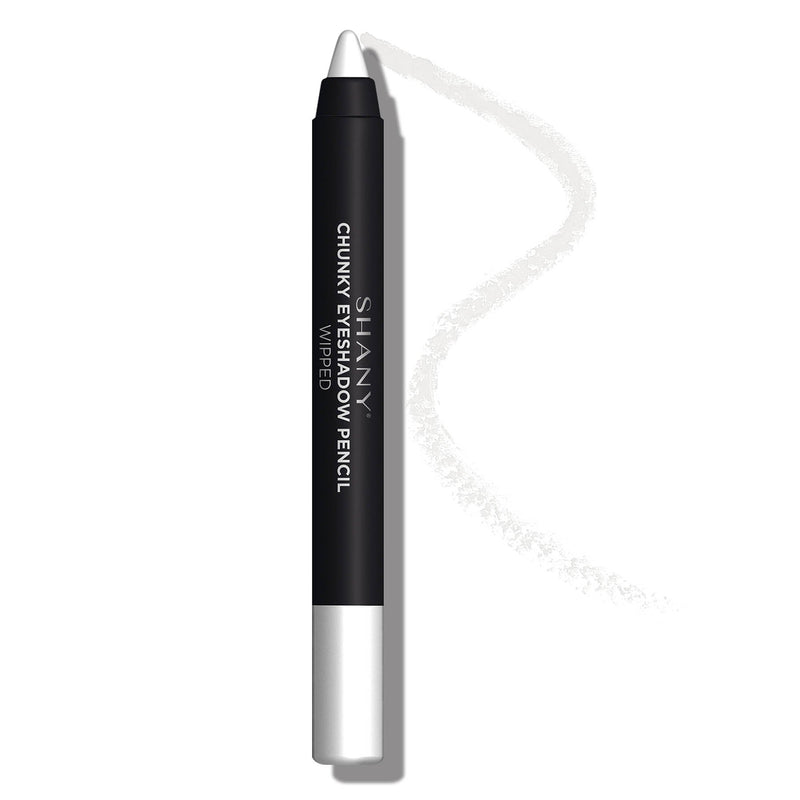 SHANY Chunky Eyeshadow Eye Pencil With Vitamin E & Aloe Vera - WHIPPED - SHOP WHIPPED - EYELINER - ITEM# SH-P003-01