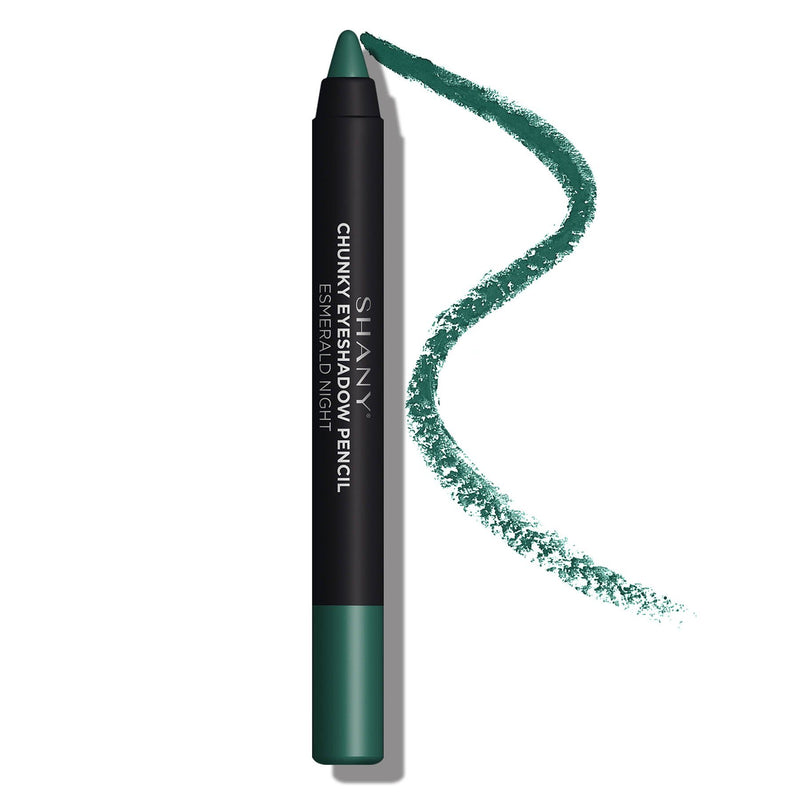 SHANY Chunky Eyeshadow Eye Pencil With Vitamin E & Aloe Vera - ESMERAL NIGHT - SHOP ESMERAL NIGHT - EYELINER - ITEM# SH-P003-04
