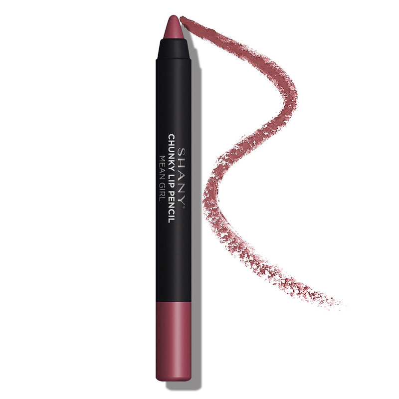 SHANY Chunky Lipstick Lip Pencil With Vitamin E & Aloe Vera - MEANGIRL - SHOP MEANGIRL - LIP LINERS - ITEM# SH-P003-17