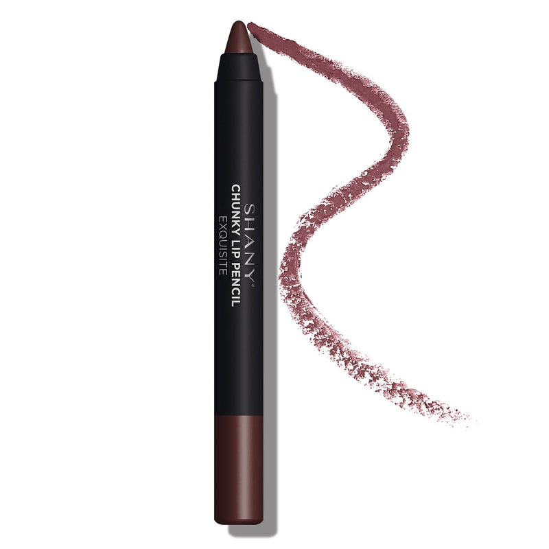 SHANY Chunky Lip Pencil With Vitamin E & Aloe Vera - EXQUISITE - SHOP EXQUISITE - LIP LINERS - ITEM# SH-P003-21