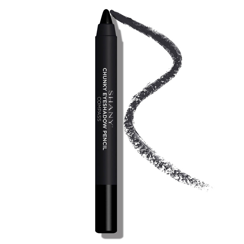SHANY Chunky Eyeshadow Eye Pencil With Vitamin E & Aloe Vera - COMPASS - SHOP COMPASS - EYELINER - ITEM# SH-P003-30