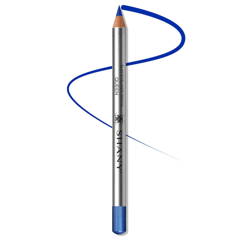 SHANY Slim Liner Eye Pencil  - QUEEN - SHOP QUEEN - EYELINER - ITEM# SH-P008-08