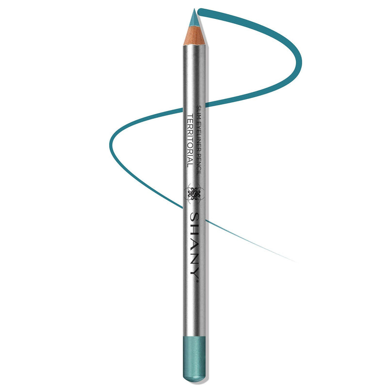 SHANY Slim Liner Eye Pencil  - TERRITORIAL - SHOP TERRITORIAL - EYELINER - ITEM# SH-P008-11