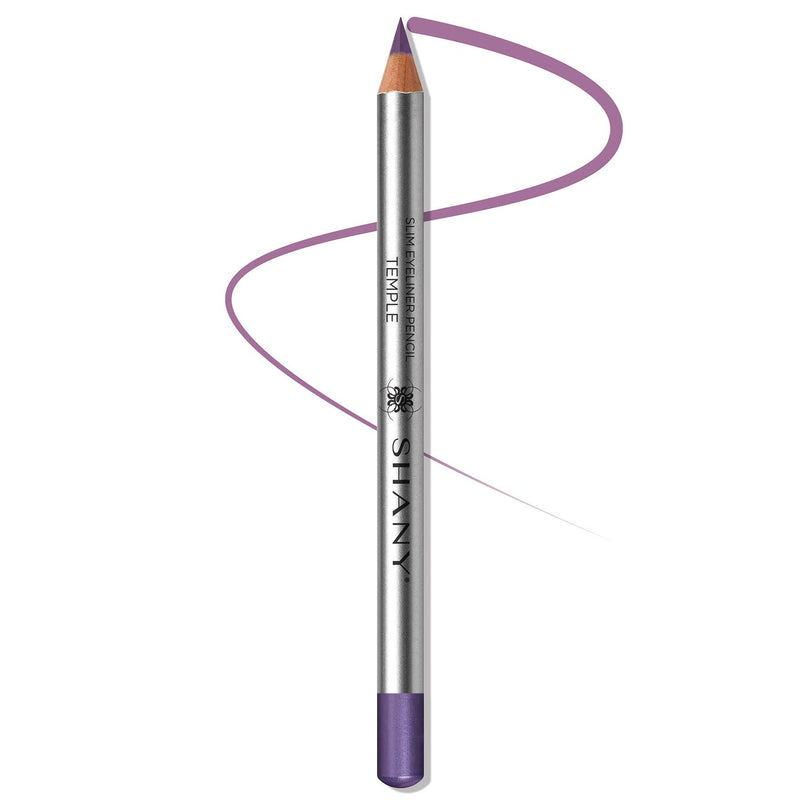 SHANY Slim Liner Eye Pencil  - TEMPLE - SHOP TEMPLE - EYELINER - ITEM# SH-P008-16