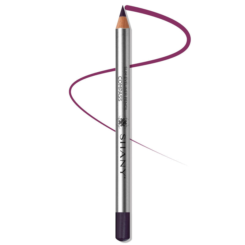 SHANY Slim Liner Eye Pencil  - COMPASS - SHOP COMPASS - EYELINER - ITEM# SH-P008-21