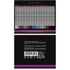 SHANY Slim Eyeliner Pencil Set - 24 Creamy and Long-Lasting Eye Pencils -  - ITEM# SH-P008 - The SHANY Slim Eyeliner Pencil Set holds 24 creamy, long-lasting eyeliner pencils in a sturdy case. Each highly-pigmented pencil is made with either a matte or metallic finish. These eyeliners come in nude, classic, and colorf
