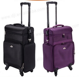 Soft Rolling Makeup Trolley Case - SHANY