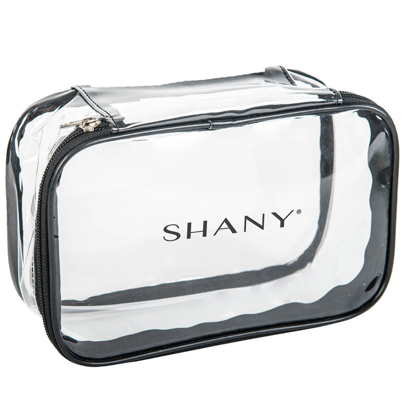 SHANY Clear Cosmetics Travel bag - Waterproof