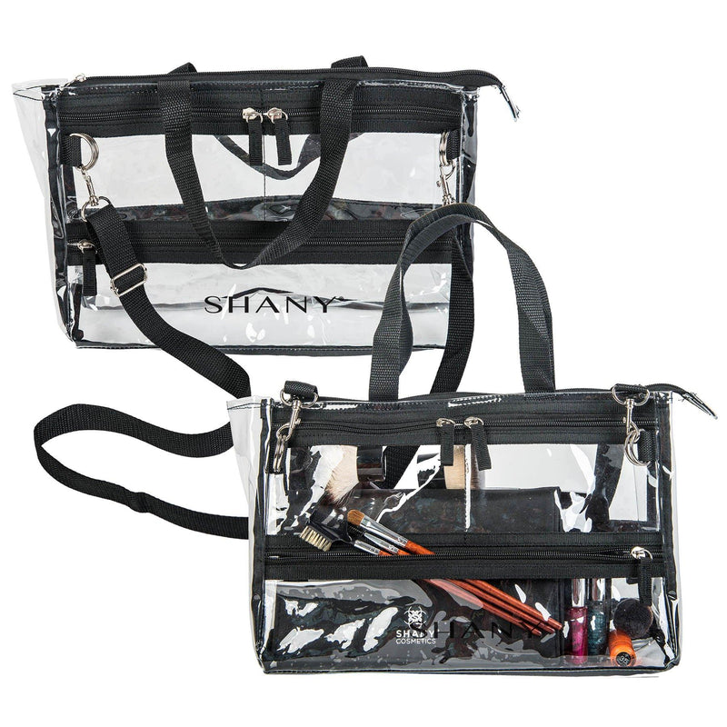 SHANY The Game Changer Travel Bag- Waterproof Storage for at Home or Travel Use -  - ITEM# SH-PC08 - From the creators of the Talc Free and Paraben free Pearl Lipsticks, SHANY now brings you their new line of perfect travel-ready and storage bags.  The Game Changer Travel Bag is perfect for men and women of all ages.