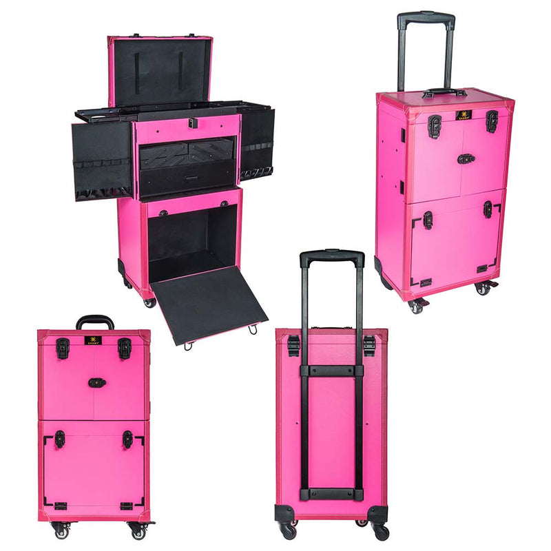 SHANY REBEL Series - Professional Large Case