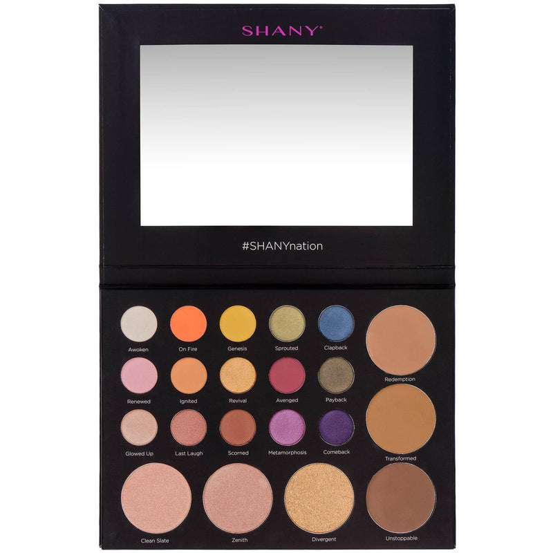 SHANY Revival Palette - 21 Eye & Cheek Colors