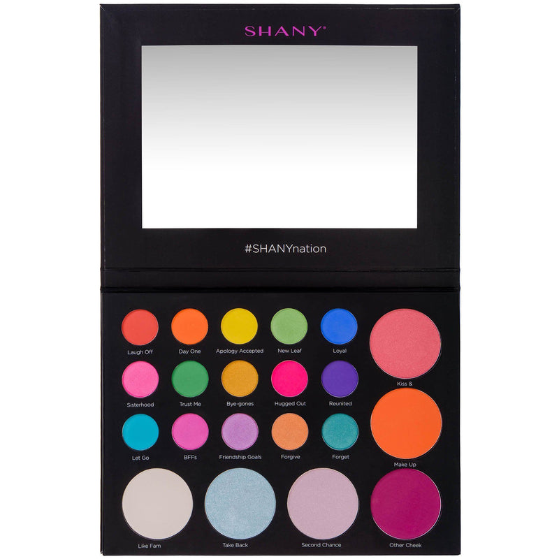 SHANY Revival Remix Palette - Eye & Cheek Colors