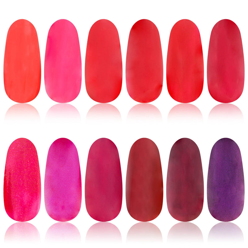 SHANY Nail Polish Set - The Rose Collection - ROSE - ITEM# SH-SHNN-1 - Wholesale nail care polish sets woman waterproof,Opi Nailpolish Long lasting quick dry best lacquer,Essie Varnish Manicure Pedicure kits tools girls,Glittering glossy shimmer favorite cheap expensive,accessory fingernail paints work wedding party top - UPC# 616450437985