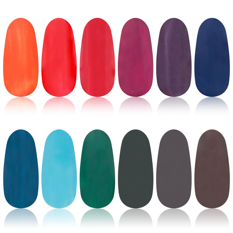 SHANY Nail Polish Set - The Funky Collection - FUNKY - ITEM# SH-SHNN-2 - Wholesale nail care polish sets woman waterproof,Opi Nailpolish Long lasting quick dry best lacquer,Essie Varnish Manicure Pedicure kits tools girls,Glittering glossy shimmer favorite cheap expensive,accessory fingernail paints work wedding party top - UPC# 616450437992