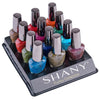 The SHANY Funky Collection Nail Polish Set - 12 Bold and Quirky Shades - FUNKY - ITEM# SH-SHNN-2 - Time to say goodbye to conventional and hello to eccentric, with The SHANY Funky Collection. This nail polish set includes 12 eccentric shades inspired by those who march to the beat of their own drummer. The far out col