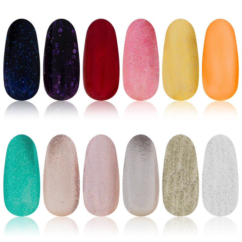 SHANY Nail Polish Set - The Metallic Collection - METALLIC - ITEM# SH-SHNN-5 - Wholesale nail care polish sets woman waterproof,Opi Nailpolish Long lasting quick dry best lacquer,Essie Varnish Manicure Pedicure kits tools girls,Glittering glossy shimmer favorite cheap expensive,accessory fingernail paints work wedding party top - UPC# 616450438029