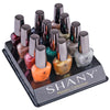 The SHANY Metallic Collection Nail Polish Set - 12 Futuristic Shades - METALLIC - ITEM# SH-SHNN-5 - For those days when you want to go totally futuristic, The SHANY Metallic Collection is ready. This sleek nail polish set includes 12 out-of-this-world shades that are sure to raise your nail art game to the next level.