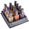 The SHANY Earth Collection Nail Polish Set - 12 Nude and Natural Shades - EARTH - ITEM# SH-SHNN-6 - Sometimes, the most beautiful nail art is made with basic colors that prove a little natural goes a long way. The SHANY Earth Collection includes 12 nude shades of nail polish color. The down to earth colors allow for y