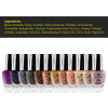 SHANY Nail Polish Set - The Earth Collection - EARTH - ITEM# SH-SHNN-6 - Best seller in cosmetics NAIL POLISH category