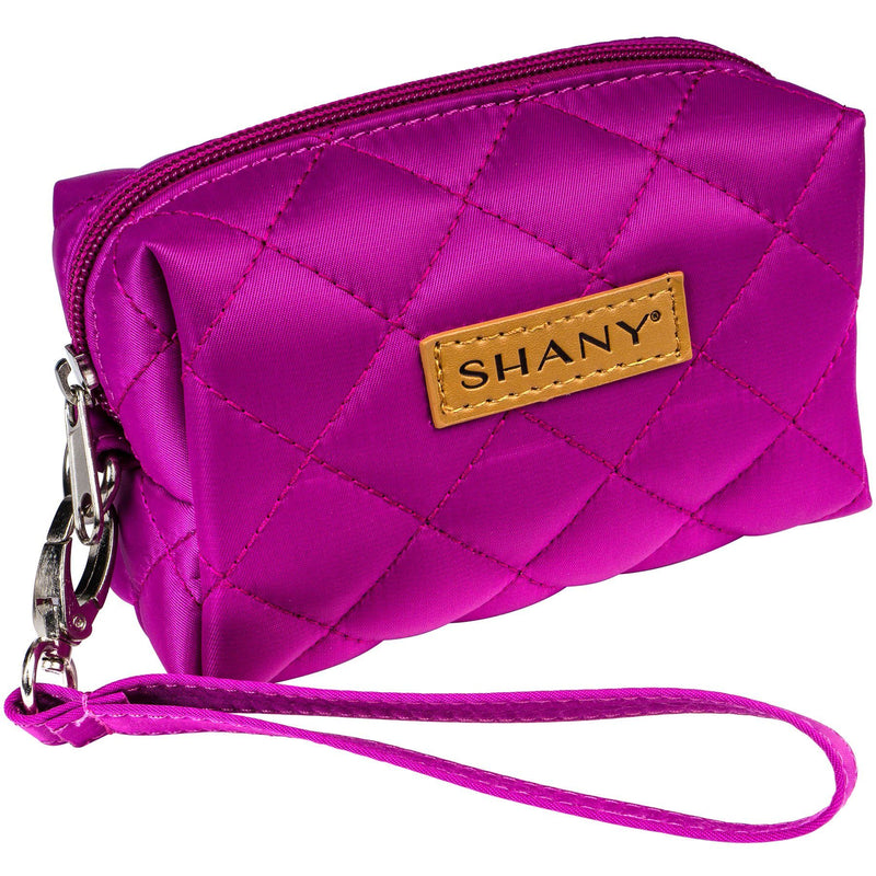 SHANY Limited Edition Mini Tote Bag and Travel Makeup Bag, Violet - SHOP PURPLE - TOTE BAGS - ITEM# SH-TOTEBAG-PR