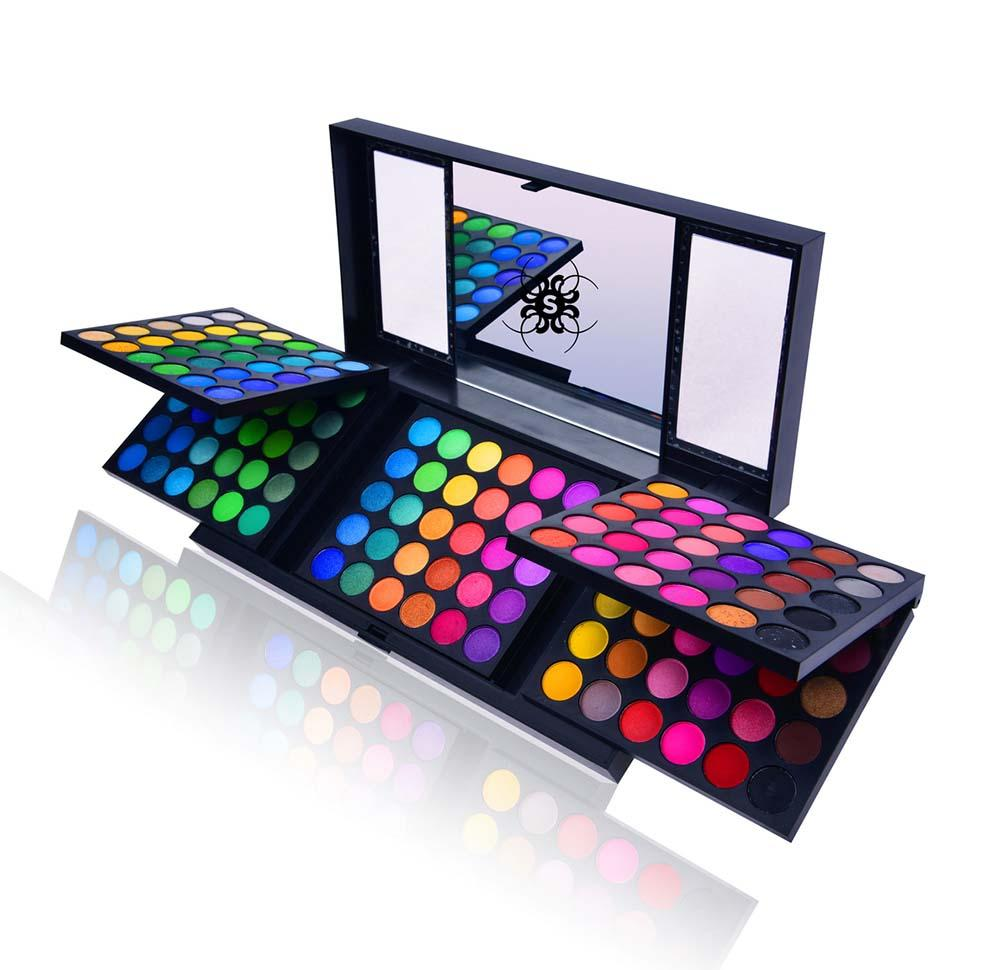 SHANY United Colors of SHANY - 180 Color Eye shadow palette - SHOP  - EYE SHADOW SETS - ITEM# SH180S