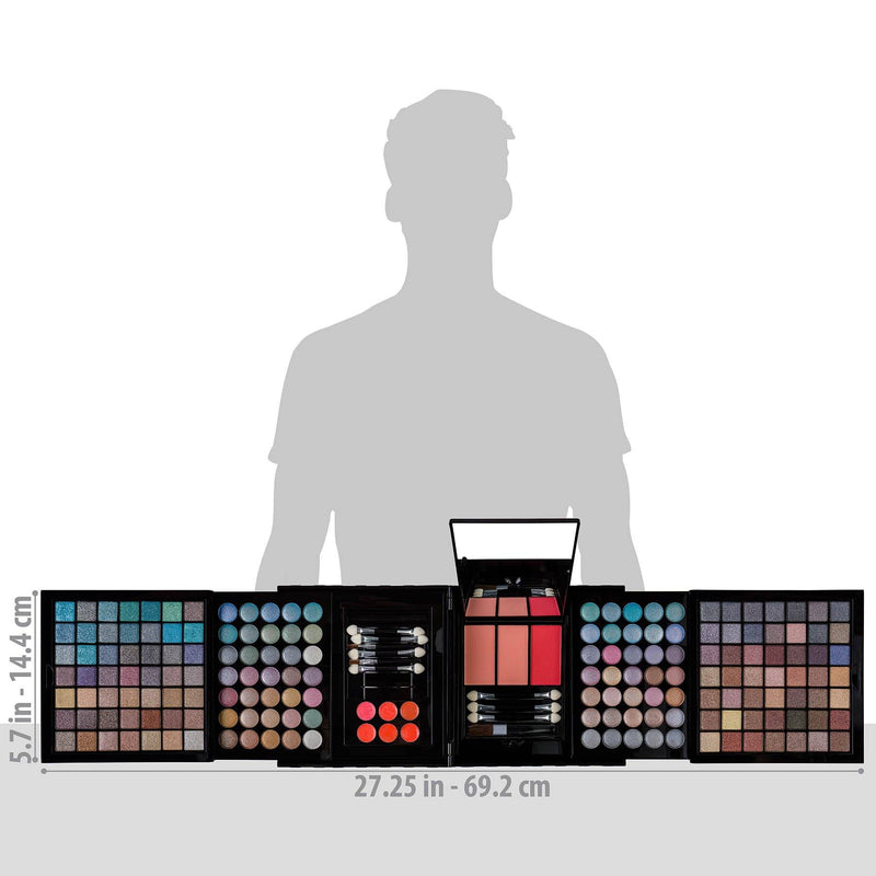 SHANY All In One Harmony Makeup Kit -  - ITEM# SH187 - Best seller in cosmetics MAKEUP SETS category