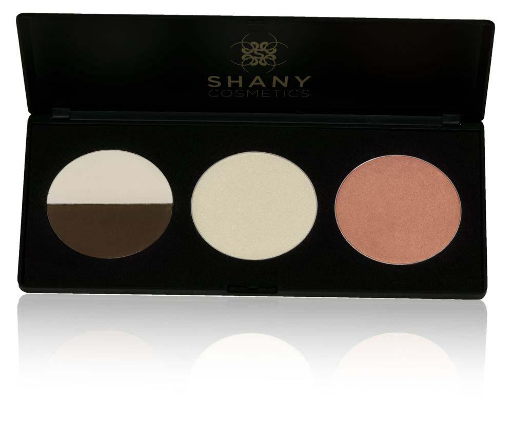 Rosebud Contour and Blush Palette - Medium/Dark Complexion - SHANY