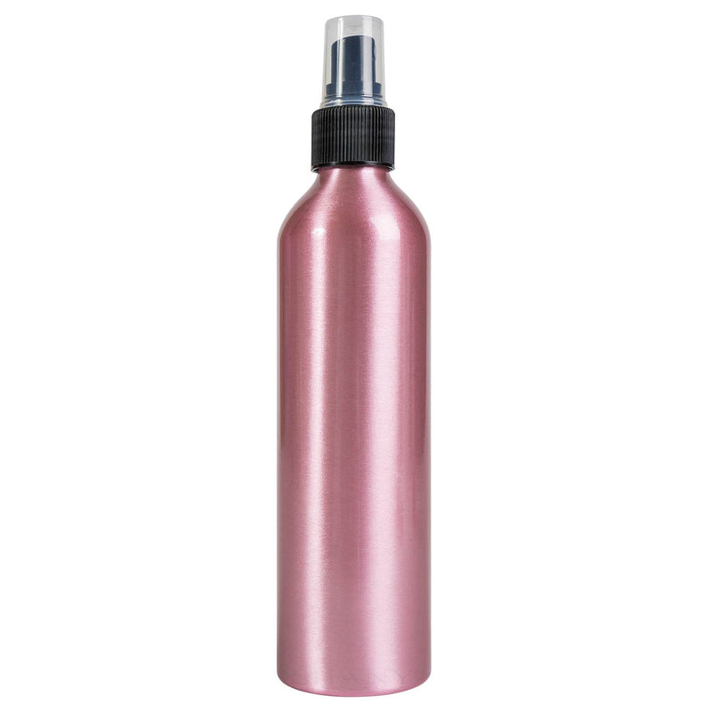 SHANY Stylist's Choice Pink Aluminum Empty Bottle with Spray Attachment - SHOP  - CONTAINERS - ITEM# SHG-ALSP-PARENT
