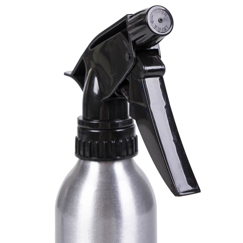 -  - ITEM# SHG-ALTR-PARENT - The SHANY Dual Release Trigger Spray Bottle<br>SHANY is constantly creating and modifying products to best fit our #SHANYnation. We now bring you the SHANY Dual Release Trigger Spray Bottle is made of high-quality aluminum with a durable plastic trigger. It measures 1.7 inches X 1.7 inche