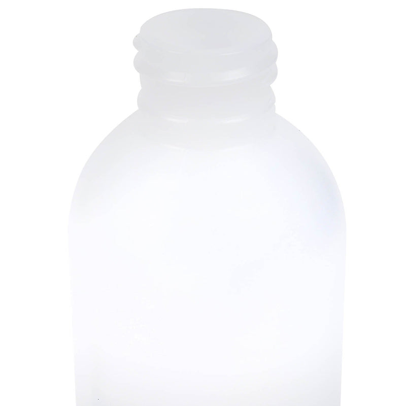 SHANY Plastic Bottle with Black Mini Trigger Sprayer - 8OZ - 8 OZ - ITEM# SHG-PLTR8OZ-WH - SHANY is constantly creating and modifying products to best fit our #SHANYnation. We now bring you the SHANY Plastic Bottle with Black Mini Trigger Sprayer is made of high-quality frosted non-toxic plastic and with an added dura