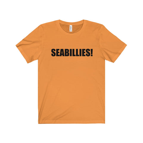 Seabillies Shut your Blow Hole!