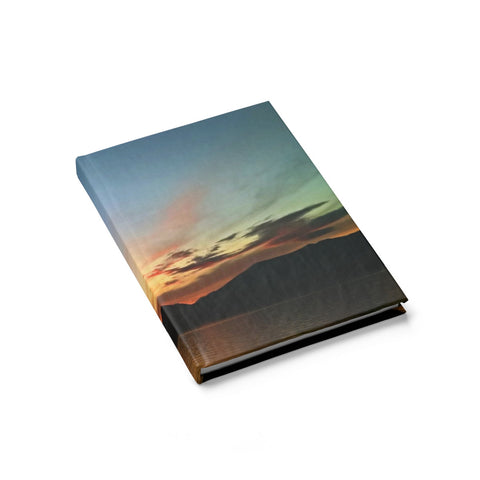 Seabillies Sunset Journal - Blank