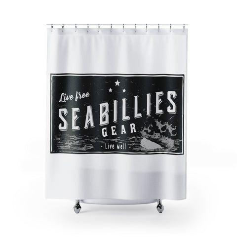 Seabillies Shower Sail!
