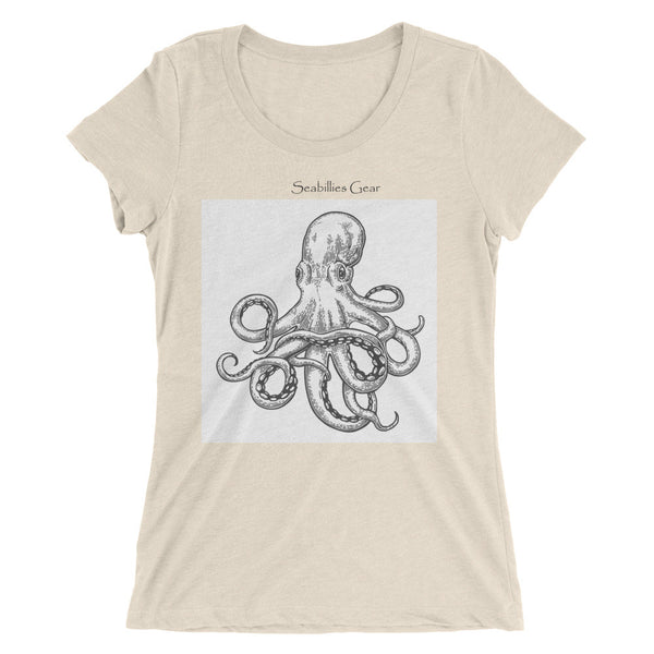 Shebillies Octopus t-shirt