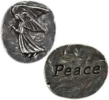 Peace Angel Pocket Stone