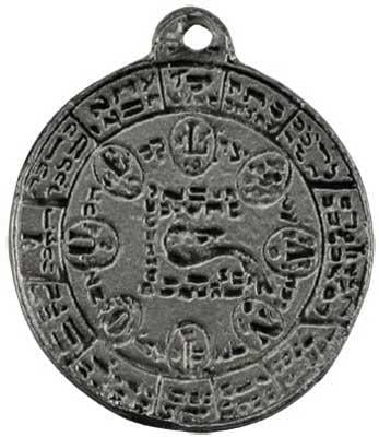 Seal Of Antiquelis Amulet
