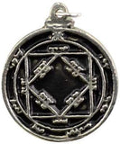 Third Pentacle Of The Sun Talisman